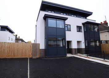 Thumbnail 4 bed semi-detached house for sale in Whaddon Avenue, Cheltenham, Gloucestershire