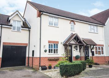 3 bed end terrace house for sale in Carpenters Drive, Great Notley, Braintree CM77
