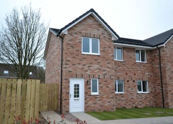 Thumbnail 3 bed property for sale in Clydesdale Terrace, Cannonholm Road, Auchenheath, Lanark