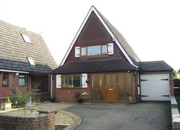 Thumbnail 3 bed detached house to rent in Willowmead, Mill Lane, Sheepy Parva