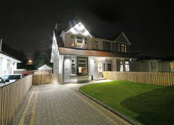 Thumbnail 3 bed semi-detached house for sale in Duchray Drive, Ralson, Paisley