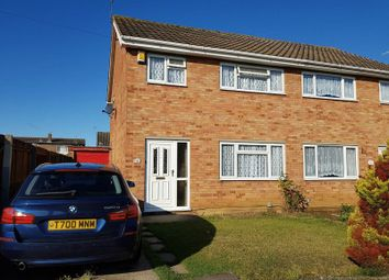 Thumbnail 3 bed semi-detached house to rent in Fircroft Road, Ipswich