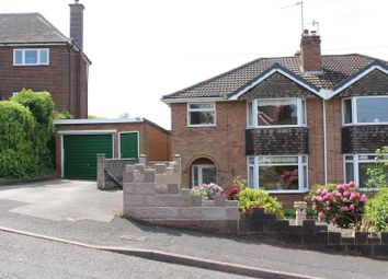 Thumbnail 3 bed semi-detached house for sale in The Knoll, Kingswinford