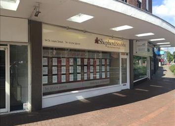 Thumbnail Retail premises to let in 54 St. Loyes Street, Bedford