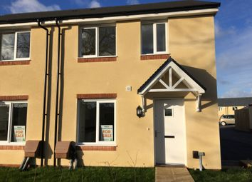Thumbnail 2 bedroom semi-detached house for sale in Tillhouse Road, Cranbrook, Devon