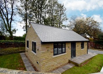 Thumbnail 2 bed detached bungalow for sale in Station Road, Ossett