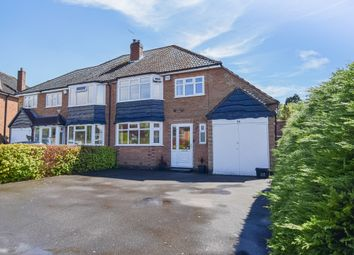 Thumbnail 3 bed semi-detached house for sale in Blackdown Road, Knowle, Solihull, West Midlands