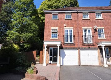 Thumbnail 3 bed end terrace house for sale in Durham Close, Paignton