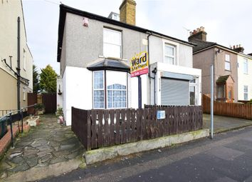 Thumbnail 2 bed semi-detached house for sale in London Road, Stone, Dartford, Kent