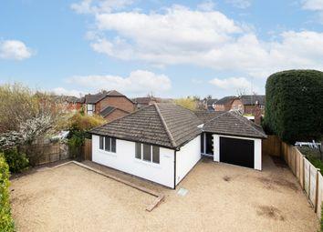 Newchapel Road, Lingfield RH7. 4 bed detached bungalow for sale