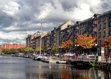 Thumbnail 1 bed flat to rent in 6 Speirs Wharf, Port Dundas, Glasgow Centre