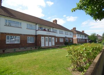Thumbnail 2 bed flat to rent in Oakleigh Avenue, Tolworth, Surbiton