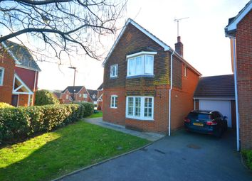 Thumbnail 3 bed detached house to rent in Balsan Close, Basingstoke