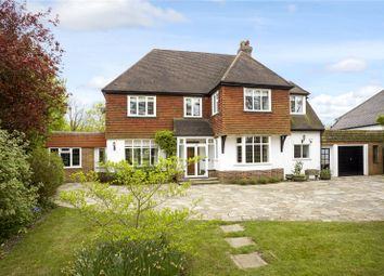 Thumbnail 5 bed detached house for sale in Higher Drive, Banstead, Surrey