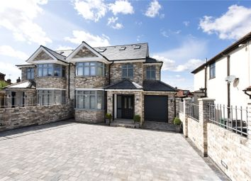 4 bed semi-detached house for sale in Oakmead Gardens, Edgware, Middlesex HA8