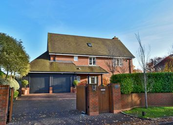 Thumbnail 5 bed detached house for sale in Waterford Lane, Lymington