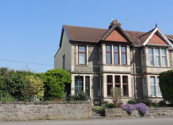 Thumbnail 4 bed end terrace house for sale in High Street, Hanham, Bristol