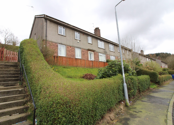 Thumbnail 3 bed flat for sale in 9 Hollybush Avenue, Paisley