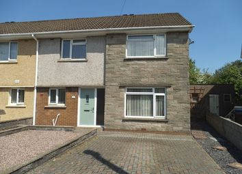 Thumbnail 3 bed semi-detached house for sale in Williams Crescent, Bryncethin, Bridgend