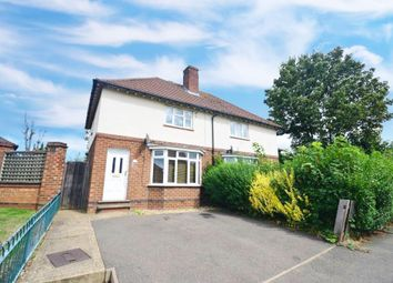 Thumbnail 3 bed semi-detached house to rent in Cedar Road, Kettering