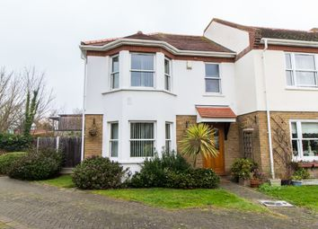 Thumbnail 3 bedroom end terrace house for sale in Parkgate, Westcliff-On-Sea