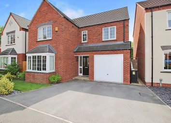 Thumbnail 4 bed detached house for sale in Bramwell Drive, Bramcote, Nottingham
