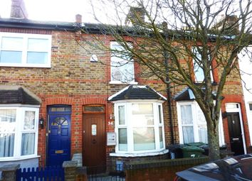 Thumbnail 3 bed terraced house to rent in Hatfield Road, Watford