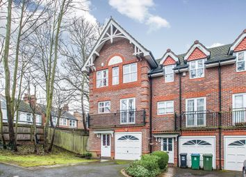 Thumbnail 4 bed town house for sale in Oakhurst Place, Cherrydale, Watford