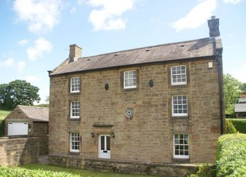 Thumbnail 3 bed detached house to rent in Nottingham Road, Tansley, Derbyshire