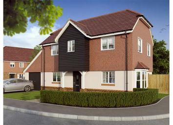 Thumbnail 3 bed detached house for sale in Brick Lane, Slinfold, Horsham, West Sussex