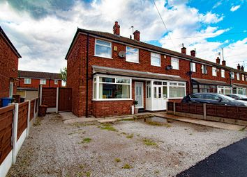 Thumbnail 3 bed end terrace house for sale in Sherwood Avenue, Droylsden, Manchester