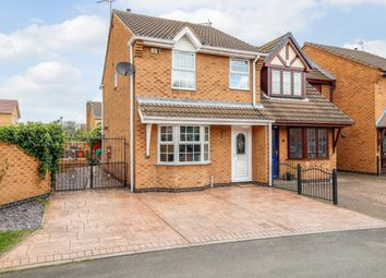 Thumbnail 3 bed end terrace house for sale in Falcon Close, Doncaster, South Yorkshire