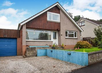 Thumbnail 3 bedroom detached house for sale in Ceres Crescent, Broughty Ferry, Dundee