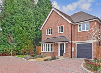 Thumbnail 5 bed detached house for sale in Cumnor Rise, Kenley, Surrey