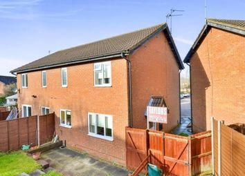 Thumbnail 1 bed terraced house for sale in Porlock Lane, Furzton, Milton Keynes