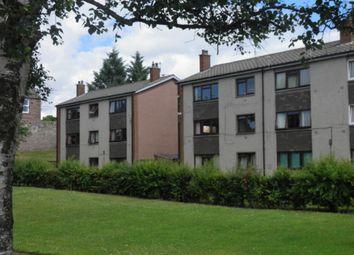 Thumbnail 3 bedroom flat to rent in Wellbraehead, Forfar, Angus
