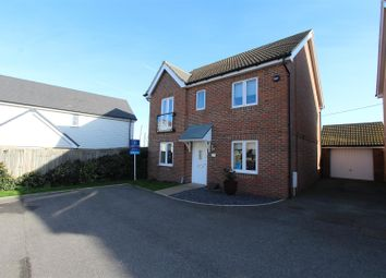4 bed detached house for sale in Petunia Avenue, Minster On Sea, Sheerness ME12