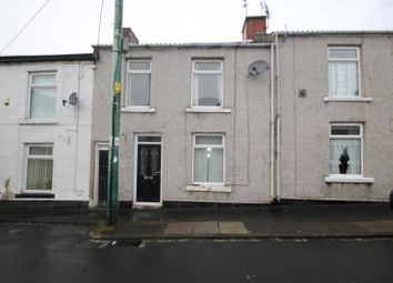 3 bed terraced house for sale in Mill Street, Willington, Crook DL15