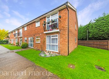 Thumbnail 2 bed flat for sale in Huntsmoor Road, Ewell, Epsom