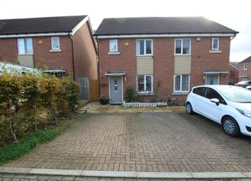 2 bed semi-detached house for sale in Dragonfly Drive, Coventry CV2
