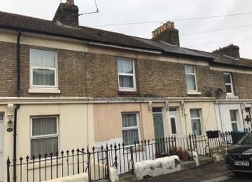 Thumbnail 3 bed terraced house for sale in Clarendon Place, Dover