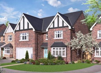 Thumbnail 5 bed detached house for sale in Osborne, Shipley Park Gardens, Shipley, Derbyshire