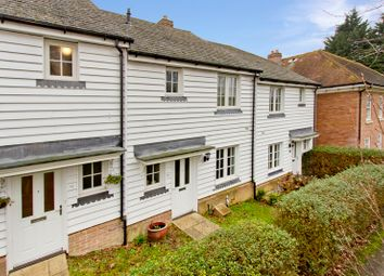 Thumbnail 3 bed terraced house for sale in The Lindens, Tenterden