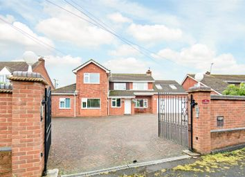 Thumbnail 4 bed detached house for sale in Sinton Green, Hallow, Worcester, Worcestershire