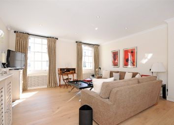 Thumbnail 2 bed flat to rent in West Eaton Place, South Kensington, London