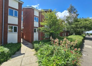Thumbnail 2 bed flat for sale in Reservoir Road, Kettering