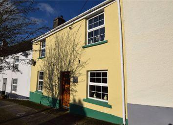 Thumbnail 3 bed terraced house for sale in Mill Street, Torrington