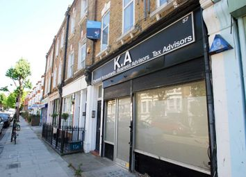 Thumbnail Retail premises to let in Hemstal Road, London