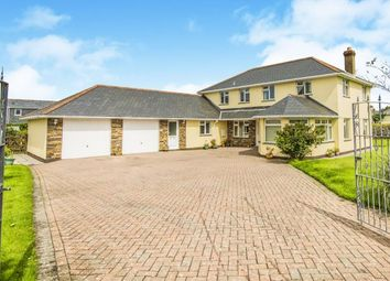 Thumbnail 4 bed detached house for sale in Delabole, Cornwall