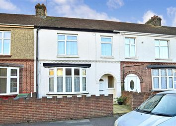 Thumbnail 3 bed terraced house for sale in Maple Avenue, Gillingham, Kent